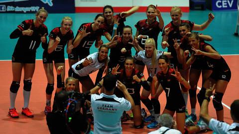 Volleyball Wm Qualifikation