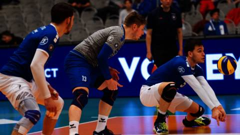 Volleyball Heute Live