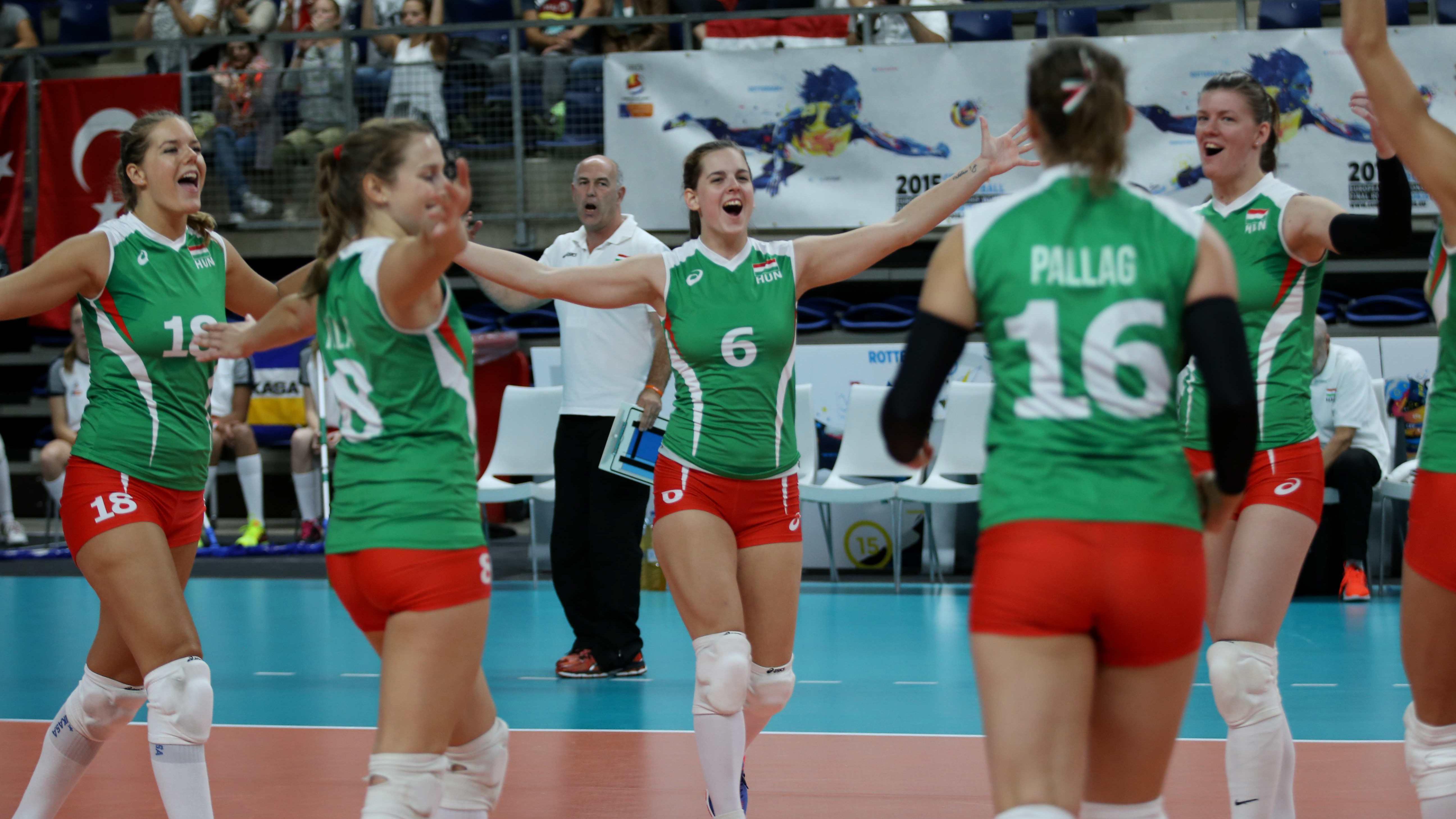 Frauen Volleyball