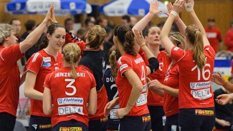 Volleyball Champions League Frauen