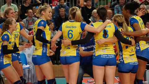Volleyball Stuttgart Schwerin