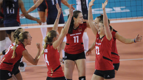Weltrangliste Volleyball Frauen