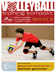 volleyballtraining kompakt • Band 3