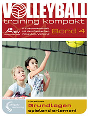 volleyballtraining kompakt • Band 4